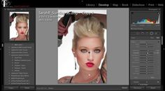 How To Do A Complete Portrait Retouch in Lightroom 5 by Berry White  — Henry Stradford Photography