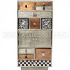 Скрин МАROKKO/ Cabinet МАROKKO  bottom: mango wood natural finish, corpus: MDF (Eucalyptus) natural finish, metal coating:    1.2 x 0.6 x 0.4 meters   59.7 kg