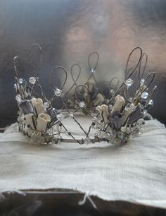 wedding crown photo and styling by Robin Zachary   Prop Closet