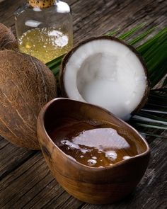 Coconut Oil ~ natures richest source of medium-chain fatty acids (MCFAs). MCFAs are easily digested and sent directly to your liver, where they're converted directly into energy rather than stored as fat. Coconut oil also contains high levels of Lauric Acid, which has impressive antiviral and anti-bacterial properties.