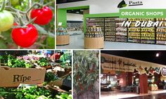 Talking about the organic shopping world of Dubai; here are my 5 favorite organic shops in Dubai that really offer you fresh vegetable, fruits and much more