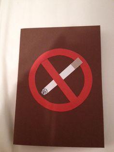 No Smoking congrats