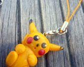 Pikachu Pokemon N°025, La souris électrique : Porte clés par geekmania