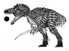 Move 25 (Zebrasaur / Bite) Nicholas Di Genova