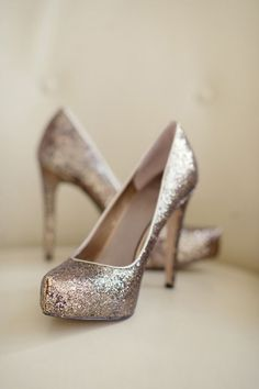 I am not one to wear heels, but these are so pretty! I don't know when I would ever wear them though...