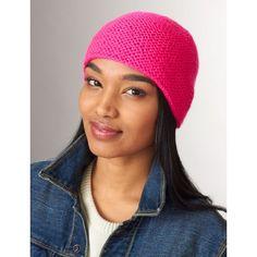 Free Beginner Women's Hat Knit Pattern
