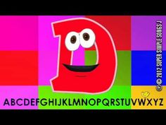 Super Simple Songs - Alphabet song for children - Youtube Video #537 Letter D Red learning - http://best-videos.in/2012/10/30/super-simple-songs-alphabet-song-for-children-youtube-video-537-letter-d-red-learning/