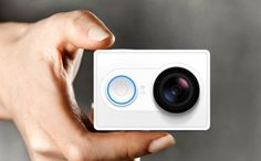 The Yi Action Camera retails for around US$64. It is currently only available in China. Photo: Xiaomi