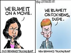 "NEW BENGHAZI ""TALKING POINT"" 