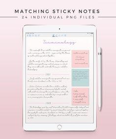12 Pastel Digital No Ipad Pro, Ipad Tablet, College Notes, School Notes, Notes Template, Templates, Study Journal, Junk Journal, School Organization Notes