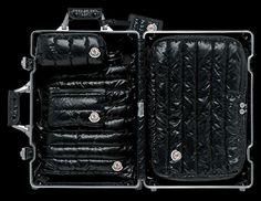 Rimowa x Moncler Suitcase Open 2