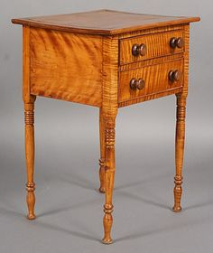 Beautiful Find This Pin And More On Antique Tiger Maple.