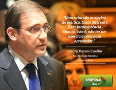 Pedro Passos Coelho, Presidente do Partido Social Democrata no Debate Quinzenal na Assembleia da República. #PSD #acimadetudoportugal