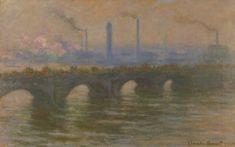 Claude Monet - Waterloo Bridge, London - Environmental art - Wikipedia, the free encyclopedia
