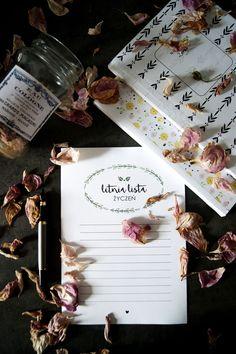 botaniczna letnia lista życzeń, lista życzeń, lato, marzenia