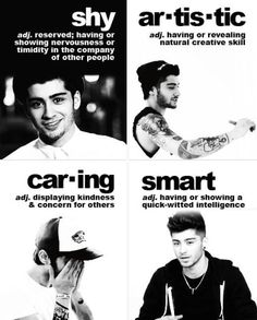 It's Zayn's birthday in the U.K. so just  wanted to say Happy Birthday babe<3 I hope you have a great birthday!