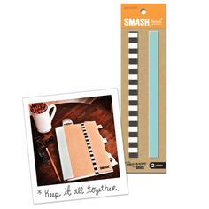 Check out this fun product I found at Michaels  Blue SMASH™ Bands:http://www.michaels.com/product/sb2848