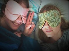 """Lavender Eye Mask and Limited Edition Eye Mask added by @rilodamgaard """"We wear mask at night."""""""