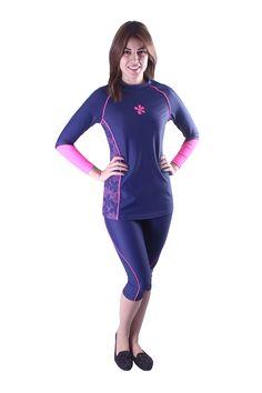 Modest Swimwear veilkini burkini Islamic Swimwear for Women, Muslimah Swimsuit…