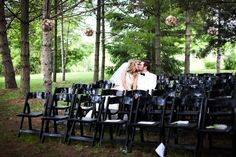Diy Woodsy Michigan Wedding