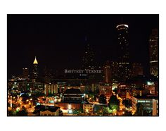 Atlanta, Georgia, best nightlife and the most beautiful people Most Beautiful People, Beautiful Places, Atlanta Attractions, Places To Travel, Places To Visit, Georgia On My Mind, Down South, Atlanta Georgia, Dream Vacations