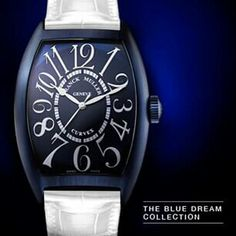 Franck Mueller blue dream curvex
