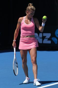 Camila Giorgi 🇮🇹 - Soccer World 2020 Camila Giorgi, Tennis Clubs, Sport Tennis, Wta Tennis, Tennis World, Soccer World, Tennis Shirts, Tennis Clothes, Giorgi Tennis