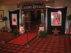 Casino Decoration Ideas | Image search: casino decor
