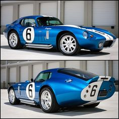amazingcars247's photo---SHELBY DAYTONA COOPER