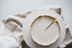 coconut almond custard_