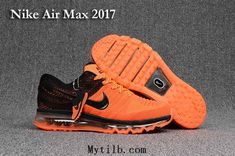 info for 276ae ef5cc NEW COMING NIKE AIR MAX 2017 3.0 KPU MEN Orage BLACK SHOES Sneakers Nike,  Nike