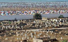 Life and Death in Rabat, Marocco