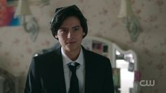 HE WAS SO SHY AND AWKWARD ABOUT HIS LIL SUIT AND AWWW MY HEART- Riverdale
