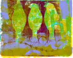 Playing With Paint: GELLI PLATE MONOPRINTING