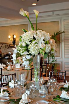 The Tropic's Restaurant is one of the many reception venues at Saddlebrook Resort in Tampa Bay, Florida.