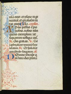 Genève, Bibliothèque de Genève, Comites Latentes 54, p. 114r - The letter X!!