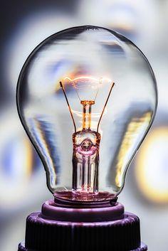 Glühbirne, An, Brennen, Leuchten, Glühleuchte