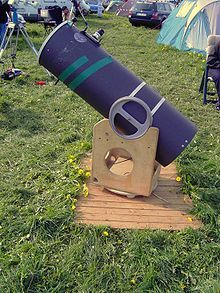 Build your own telescope!