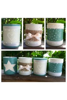 Very cool tin can ideas