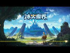 冰火魔界 android game first look gameplay español
