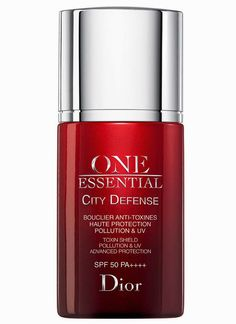 The Beauty News: Dior One Essential City Defense