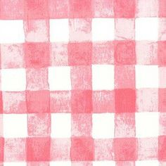 Sarah Jane - Sommer - Painted Gingham in Bloom