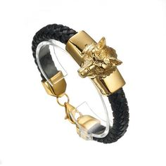 Bracelet forme Animaux Design Loup, Viking Shop, Bracelet Viking, Look Plus, Vikings, Bracelets, Sandals, Shopping, Shoes