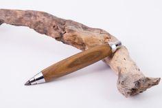 Bleistifte - Fallminenbleistift Künstlerbleistift Pockholz - ein Designerstück von Wood-Writing bei DaWanda