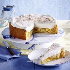 Apfel-Schmand-Torte Rezept | LECKER