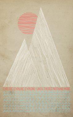 Nothing More Art Print | Wesley Bird