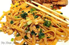 Dragon Noodles - few & common ingredients, easy, spicy...made 4/16/14 - definitely do again, but use less sriracha.  hot sauce overpowered all other flavors.