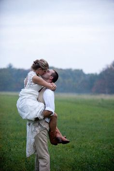 My dream fall, barn, rustic, country wedding became a reality <3