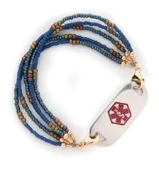 Beautiful Medical Id Bracelets For Women With Any Condition Lauren S Hope Alert Are Interchangeable Stylish And Engravable