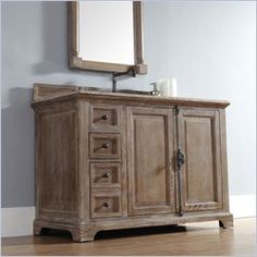 James Martin Providence Classico 48 Single Vanity in Driftwood